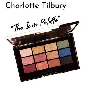 NEW! Charlotte Tilbury THE ICON Eyeshadow Palette